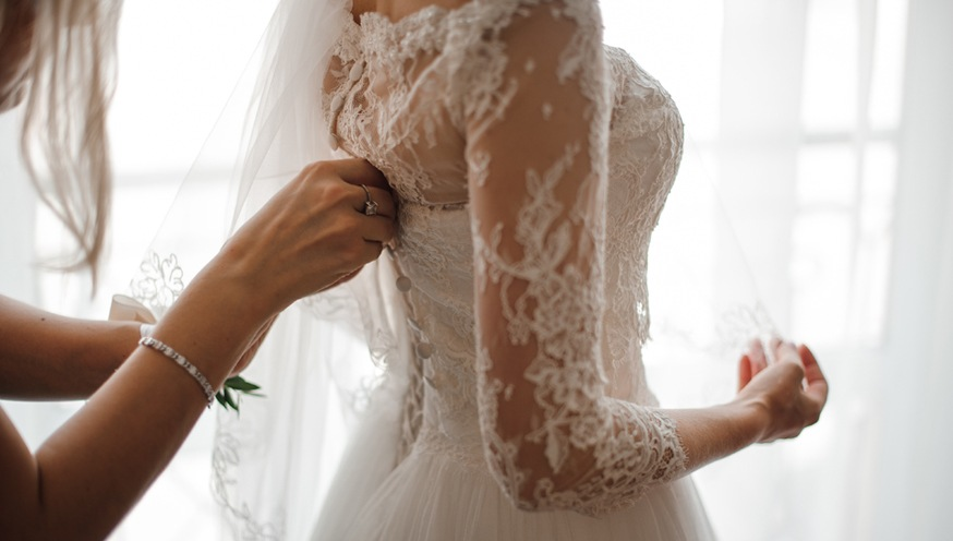bridal alterations in Leeds